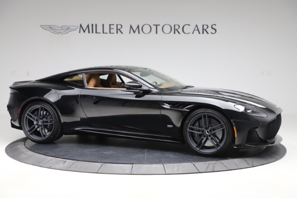 New 2019 Aston Martin DBS Superleggera Coupe for sale $336,406 at Maserati of Greenwich in Greenwich CT 06830 11