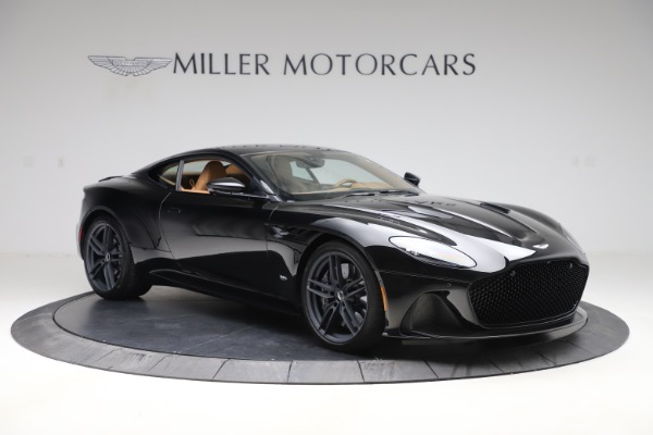 New 2019 Aston Martin DBS Superleggera Coupe for sale $336,406 at Maserati of Greenwich in Greenwich CT 06830 12