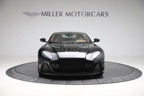 New 2019 Aston Martin DBS Superleggera Coupe for sale $336,406 at Maserati of Greenwich in Greenwich CT 06830 2
