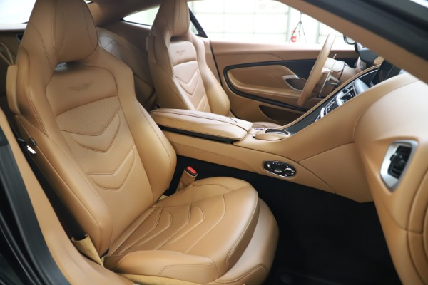 New 2019 Aston Martin DBS Superleggera Coupe for sale Sold at Maserati of Greenwich in Greenwich CT 06830 20