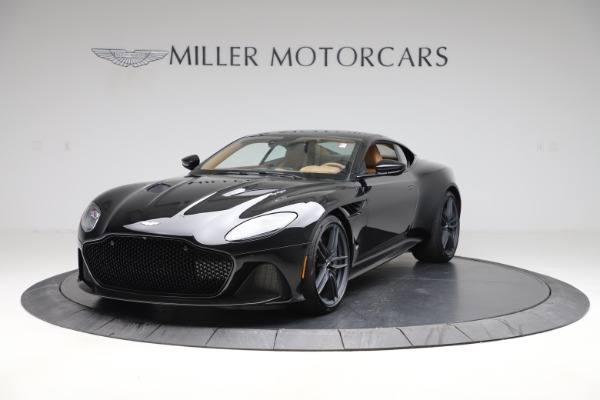 New 2019 Aston Martin DBS Superleggera Coupe for sale $336,406 at Maserati of Greenwich in Greenwich CT 06830 3