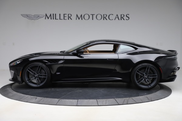 New 2019 Aston Martin DBS Superleggera Coupe for sale $336,406 at Maserati of Greenwich in Greenwich CT 06830 4