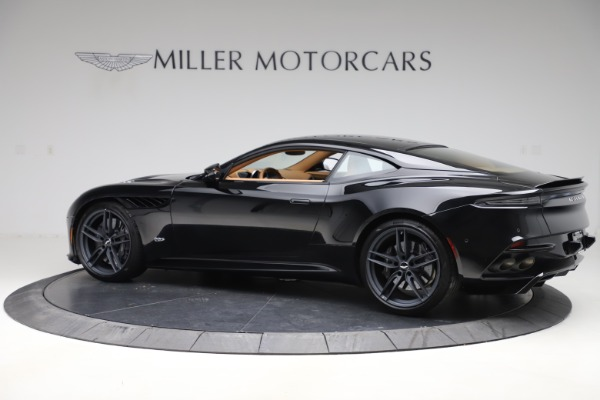 New 2019 Aston Martin DBS Superleggera Coupe for sale $336,406 at Maserati of Greenwich in Greenwich CT 06830 5