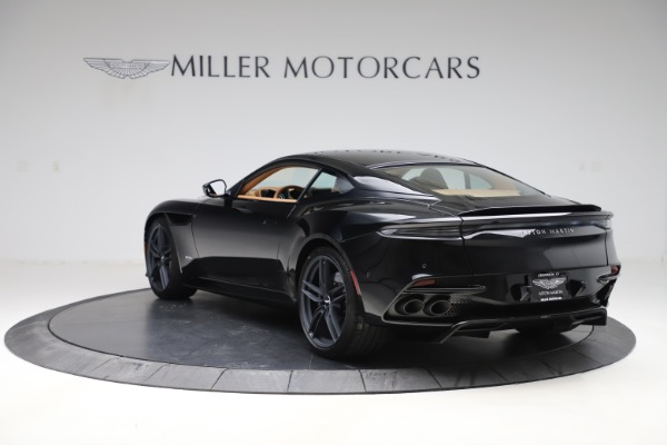 New 2019 Aston Martin DBS Superleggera Coupe for sale Sold at Maserati of Greenwich in Greenwich CT 06830 6
