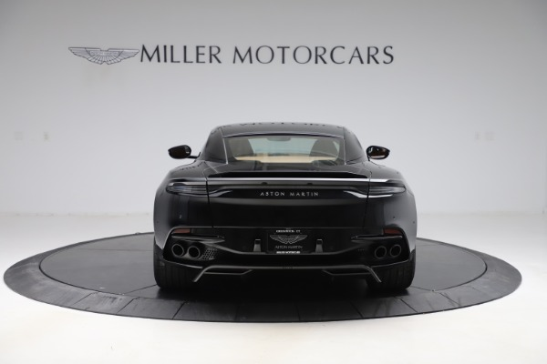 New 2019 Aston Martin DBS Superleggera Coupe for sale $336,406 at Maserati of Greenwich in Greenwich CT 06830 7