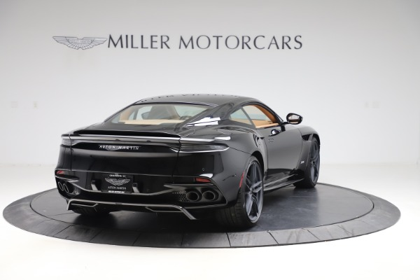 New 2019 Aston Martin DBS Superleggera Coupe for sale $336,406 at Maserati of Greenwich in Greenwich CT 06830 8