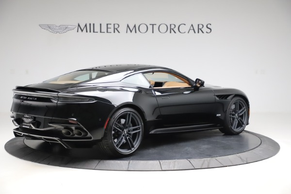 New 2019 Aston Martin DBS Superleggera Coupe for sale $336,406 at Maserati of Greenwich in Greenwich CT 06830 9