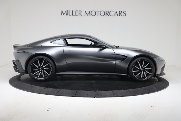 New 2020 Aston Martin Vantage Coupe for sale $166,366 at Maserati of Greenwich in Greenwich CT 06830 10