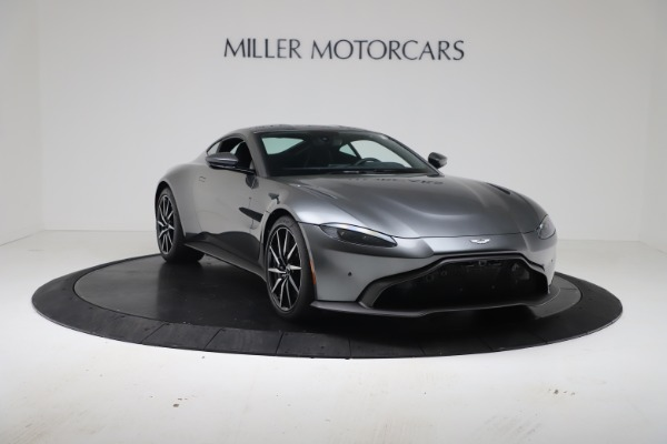 New 2020 Aston Martin Vantage Coupe for sale $166,366 at Maserati of Greenwich in Greenwich CT 06830 12