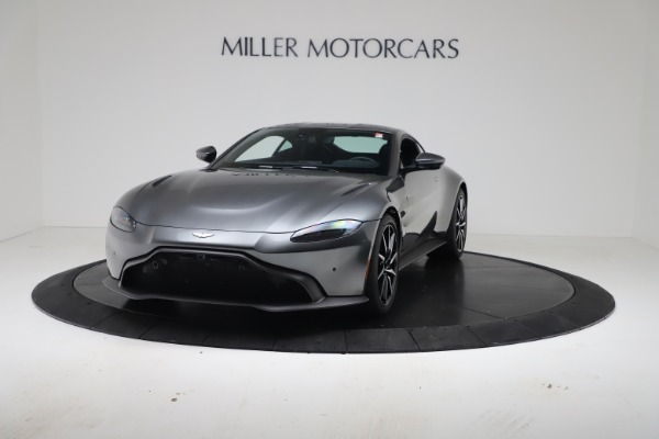 New 2020 Aston Martin Vantage Coupe for sale $166,366 at Maserati of Greenwich in Greenwich CT 06830 3