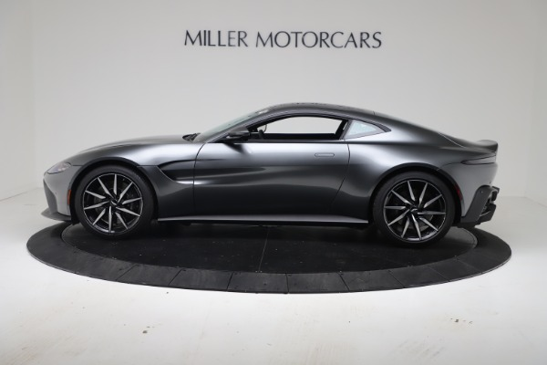New 2020 Aston Martin Vantage Coupe for sale $166,366 at Maserati of Greenwich in Greenwich CT 06830 4