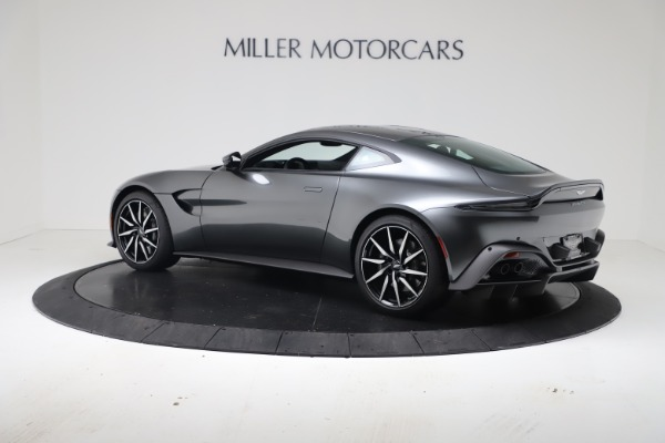 New 2020 Aston Martin Vantage Coupe for sale $166,366 at Maserati of Greenwich in Greenwich CT 06830 5