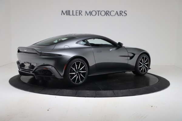 New 2020 Aston Martin Vantage Coupe for sale $166,366 at Maserati of Greenwich in Greenwich CT 06830 9