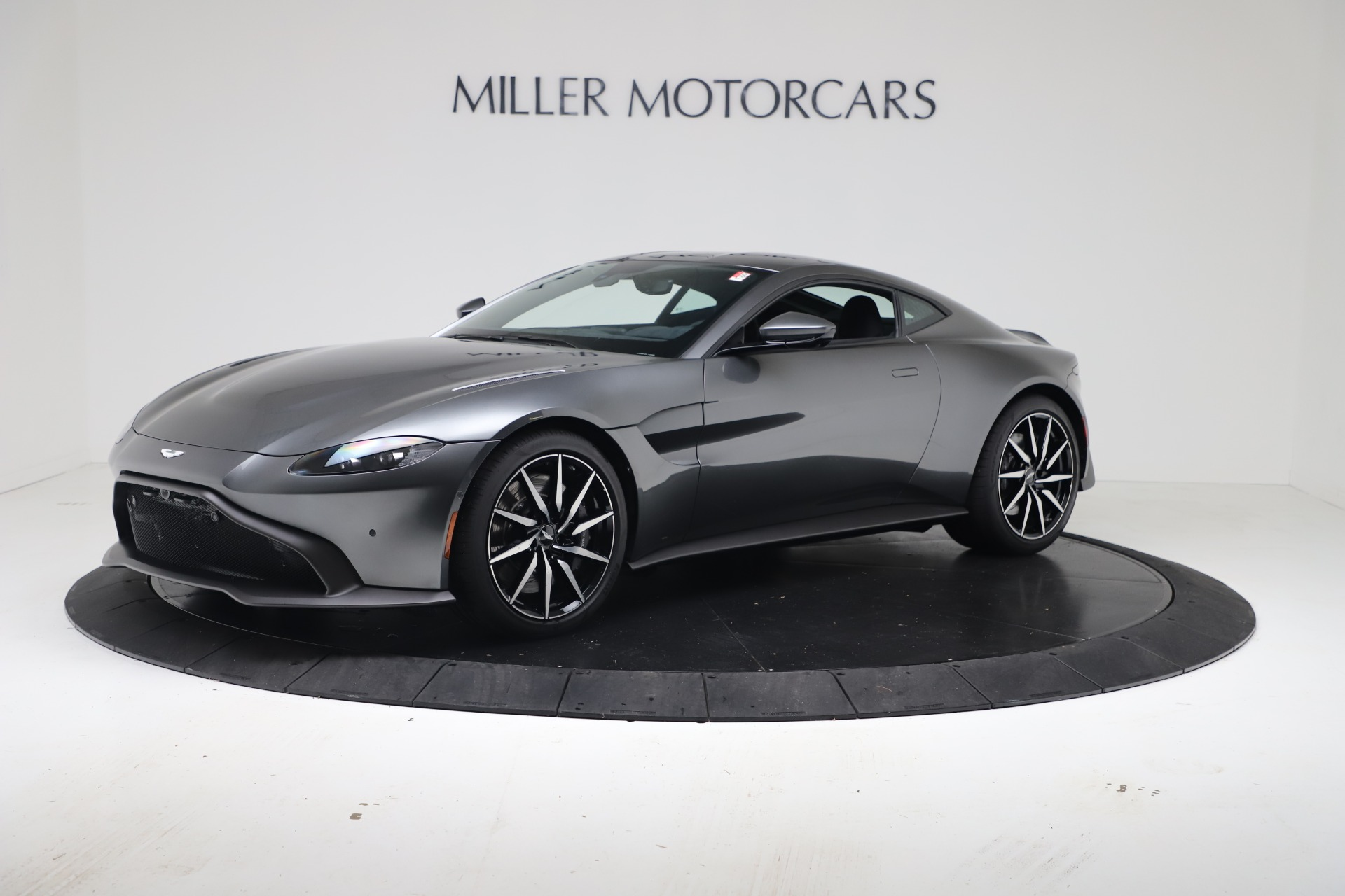New 2020 Aston Martin Vantage Coupe for sale $166,366 at Maserati of Greenwich in Greenwich CT 06830 1