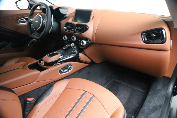 New 2020 Aston Martin Vantage Coupe for sale Sold at Maserati of Greenwich in Greenwich CT 06830 19