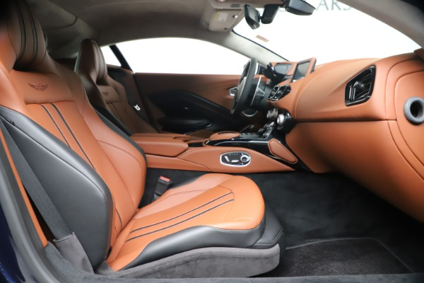 New 2020 Aston Martin Vantage Coupe for sale Sold at Maserati of Greenwich in Greenwich CT 06830 20