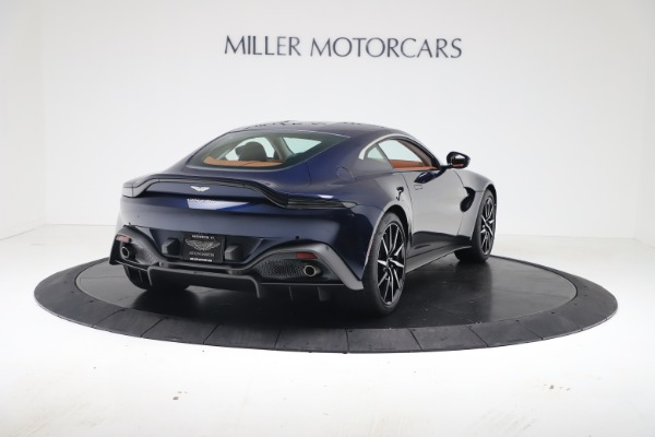 New 2020 Aston Martin Vantage Coupe for sale Sold at Maserati of Greenwich in Greenwich CT 06830 8