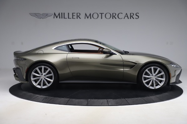 New 2020 Aston Martin Vantage Coupe for sale $180,450 at Maserati of Greenwich in Greenwich CT 06830 8