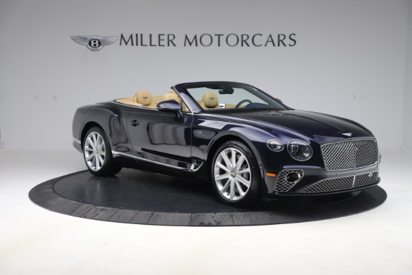New 2020 Bentley Continental GTC V8 for sale $262,475 at Maserati of Greenwich in Greenwich CT 06830 10
