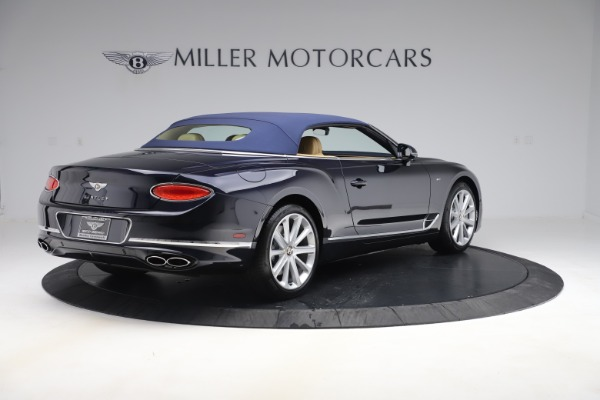New 2020 Bentley Continental GTC V8 for sale $262,475 at Maserati of Greenwich in Greenwich CT 06830 15
