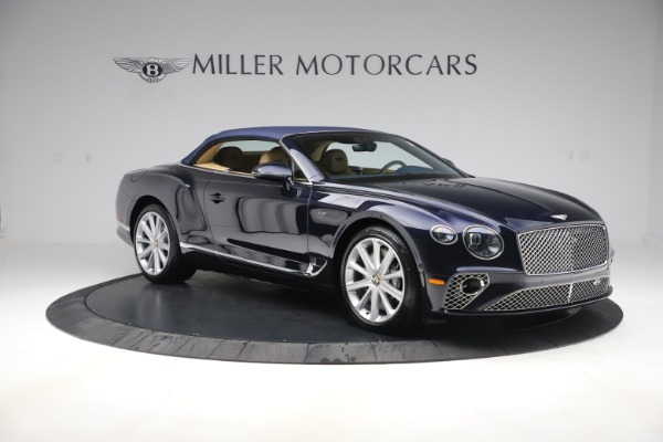 New 2020 Bentley Continental GTC V8 for sale $262,475 at Maserati of Greenwich in Greenwich CT 06830 17