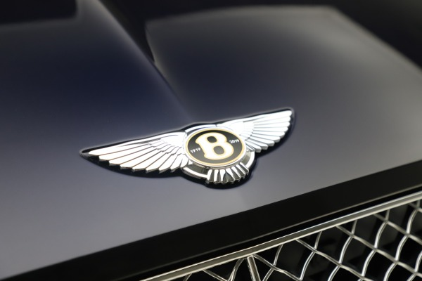 New 2020 Bentley Continental GTC V8 for sale $262,475 at Maserati of Greenwich in Greenwich CT 06830 20