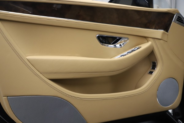 New 2020 Bentley Continental GTC V8 for sale $262,475 at Maserati of Greenwich in Greenwich CT 06830 21
