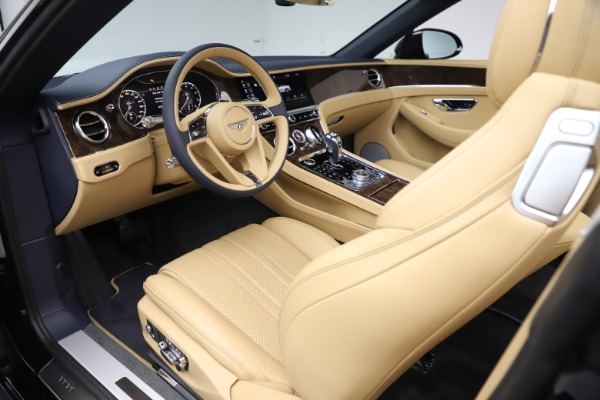 New 2020 Bentley Continental GTC V8 for sale $262,475 at Maserati of Greenwich in Greenwich CT 06830 22