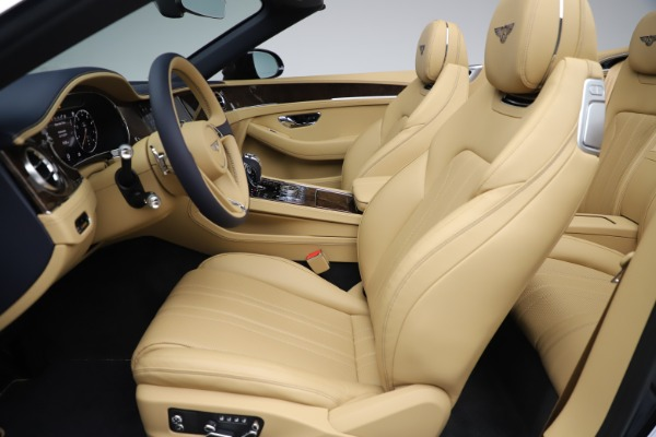 New 2020 Bentley Continental GTC V8 for sale $262,475 at Maserati of Greenwich in Greenwich CT 06830 23