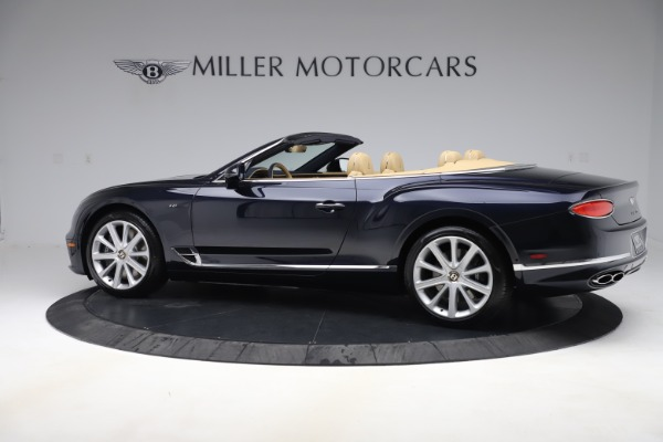 New 2020 Bentley Continental GTC V8 for sale $262,475 at Maserati of Greenwich in Greenwich CT 06830 3