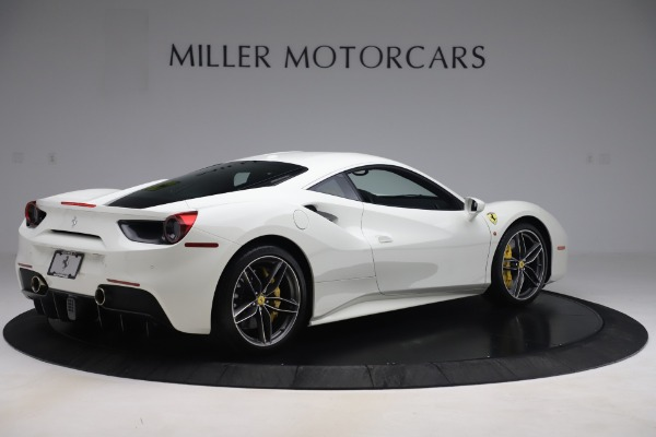 Used 2017 Ferrari 488 GTB for sale $239,900 at Maserati of Greenwich in Greenwich CT 06830 8