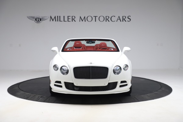 Used 2015 Bentley Continental GTC Speed for sale Call for price at Maserati of Greenwich in Greenwich CT 06830 12