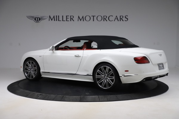 Used 2015 Bentley Continental GTC Speed for sale Call for price at Maserati of Greenwich in Greenwich CT 06830 15