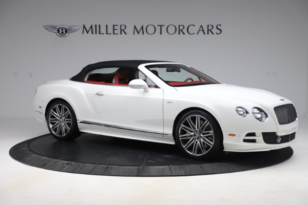Used 2015 Bentley Continental GTC Speed for sale Call for price at Maserati of Greenwich in Greenwich CT 06830 18