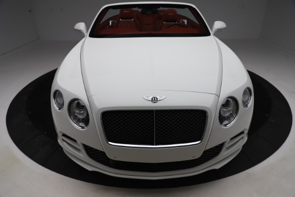 Used 2015 Bentley Continental GTC Speed for sale Call for price at Maserati of Greenwich in Greenwich CT 06830 20