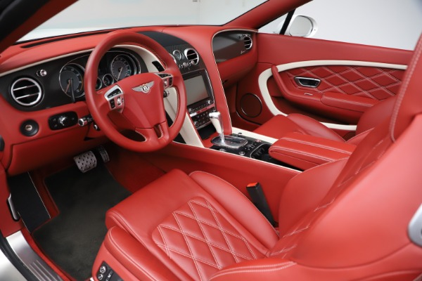 Used 2015 Bentley Continental GTC Speed for sale Call for price at Maserati of Greenwich in Greenwich CT 06830 25