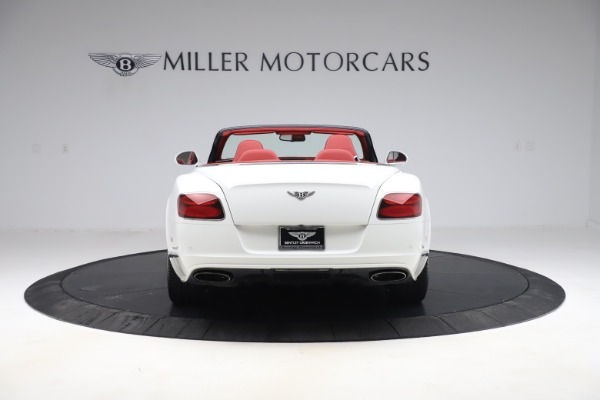 Used 2015 Bentley Continental GTC Speed for sale Call for price at Maserati of Greenwich in Greenwich CT 06830 6