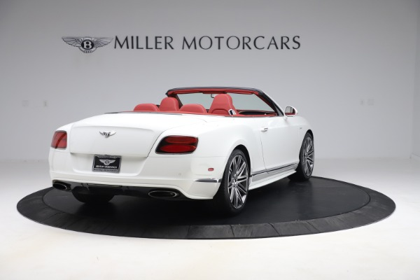 Used 2015 Bentley Continental GTC Speed for sale Call for price at Maserati of Greenwich in Greenwich CT 06830 7