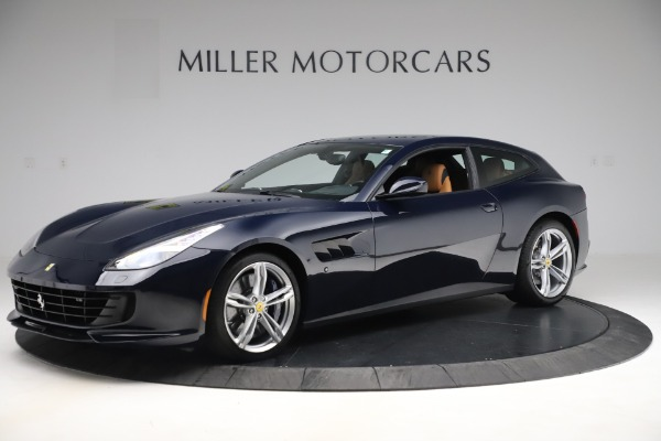 Used 2017 Ferrari GTC4Lusso for sale Sold at Maserati of Greenwich in Greenwich CT 06830 2