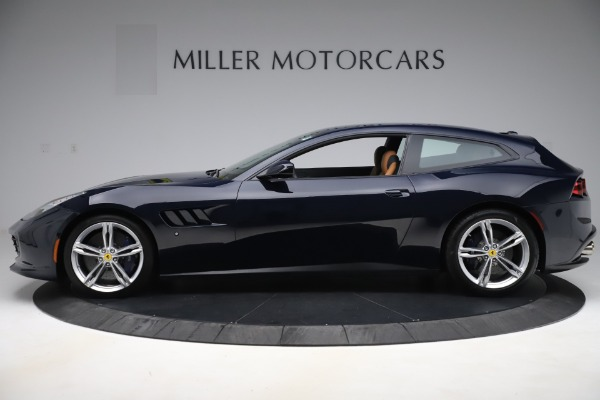 Used 2017 Ferrari GTC4Lusso for sale Sold at Maserati of Greenwich in Greenwich CT 06830 3