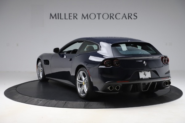 Used 2017 Ferrari GTC4Lusso for sale Sold at Maserati of Greenwich in Greenwich CT 06830 5