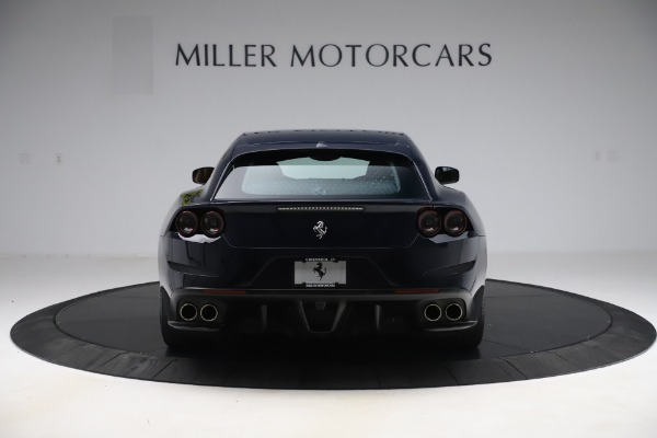 Used 2017 Ferrari GTC4Lusso for sale Sold at Maserati of Greenwich in Greenwich CT 06830 6