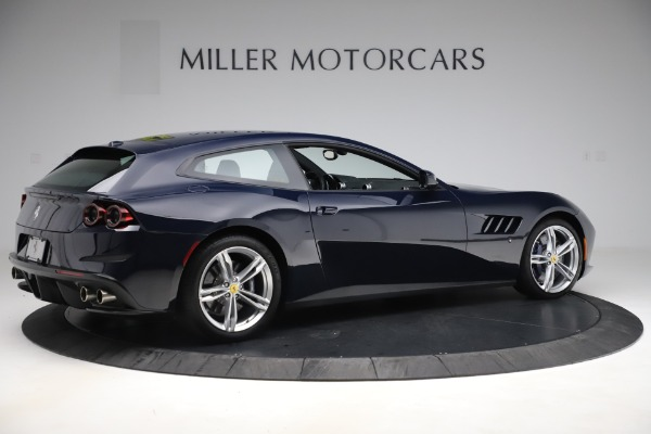 Used 2017 Ferrari GTC4Lusso for sale Sold at Maserati of Greenwich in Greenwich CT 06830 8