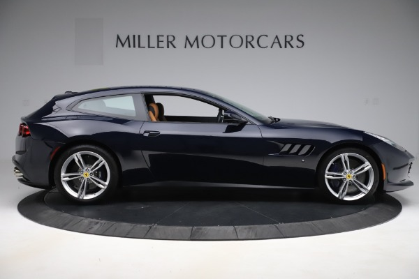 Used 2017 Ferrari GTC4Lusso for sale Sold at Maserati of Greenwich in Greenwich CT 06830 9