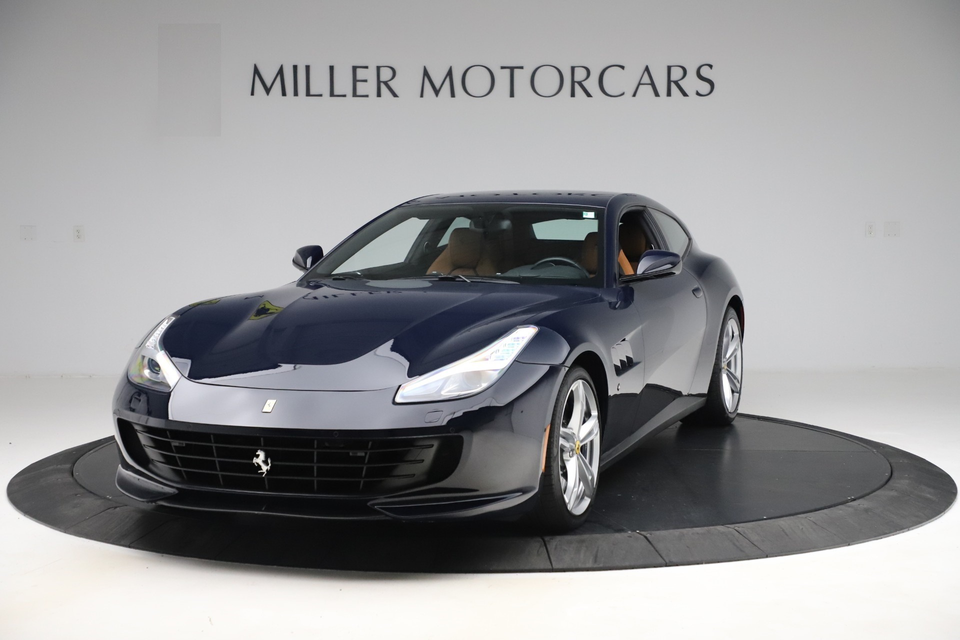 Used 2017 Ferrari GTC4Lusso for sale Sold at Maserati of Greenwich in Greenwich CT 06830 1