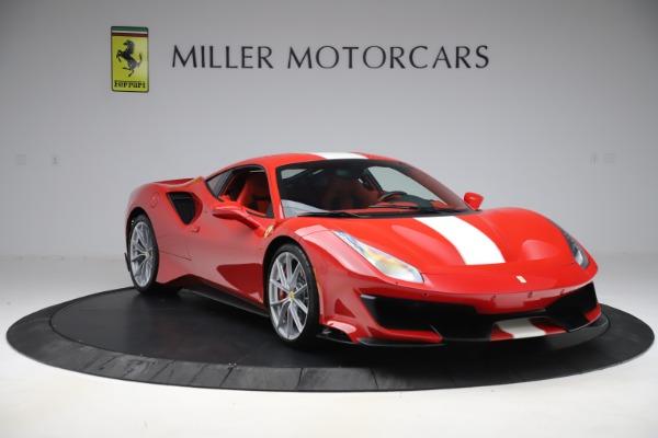 Used 2019 Ferrari 488 Pista for sale $475,900 at Maserati of Greenwich in Greenwich CT 06830 11