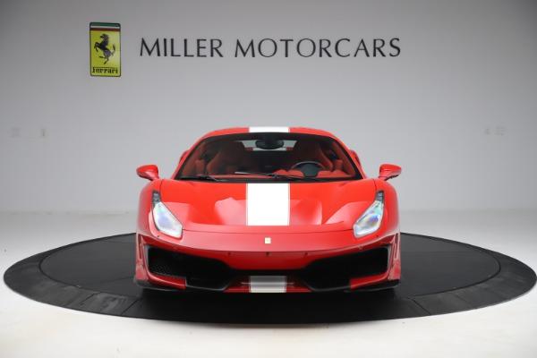 Used 2019 Ferrari 488 Pista for sale $449,900 at Maserati of Greenwich in Greenwich CT 06830 12