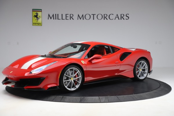 Used 2019 Ferrari 488 Pista for sale $449,900 at Maserati of Greenwich in Greenwich CT 06830 2