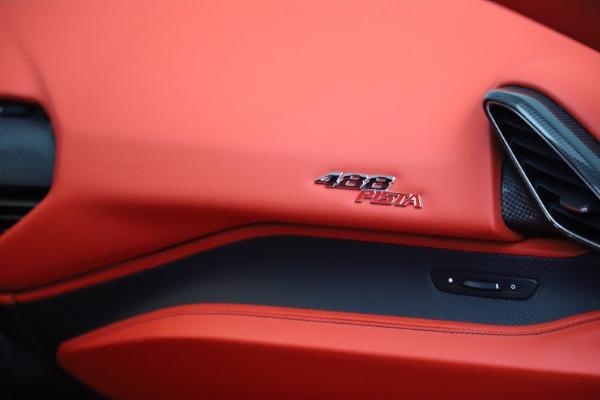 Used 2019 Ferrari 488 Pista for sale $475,900 at Maserati of Greenwich in Greenwich CT 06830 22
