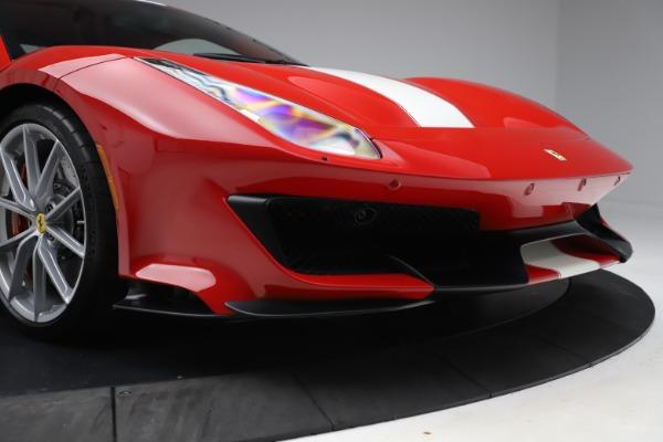 Used 2019 Ferrari 488 Pista for sale $449,900 at Maserati of Greenwich in Greenwich CT 06830 24